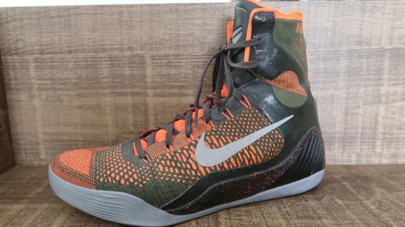 Tênis Nike Kobe 9 Elite Sequoia (tam: Us 13)