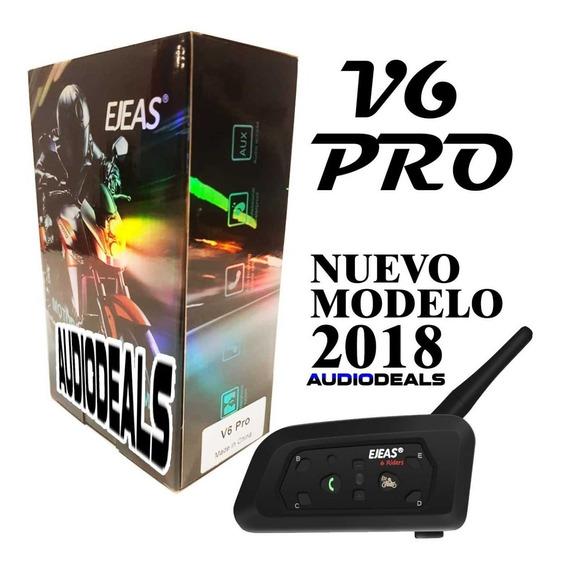 Intercomunicador Ejeas V6 Pro 1200 X 1 Unidad Md Cuotas