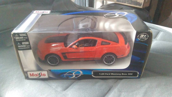Ford Mustang Boss 302 1/24