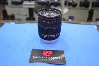 Lente Sigma 18-200 Nikon Usado