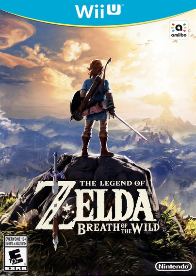The Legend Of Zelda: Breath Of The Wild - Digital Wii U