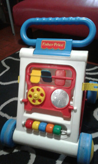 Andador Caminador Bebe Fisher Price