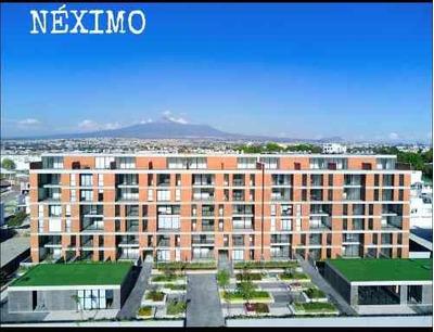 Departamento Nuevo En Renta En Zona Galerías Serdán, En Cumbres Residencial, Puebla