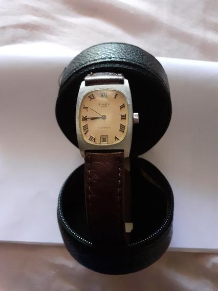 Relógio Acorda Suíço De 1960 17 Rubi A Seito Oferta.
