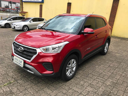 Hyundai Creta Attitude 2018 Mecanica Km 26954