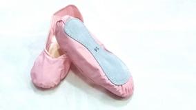 Sapatilha Ballet Korino Rosa E Preta