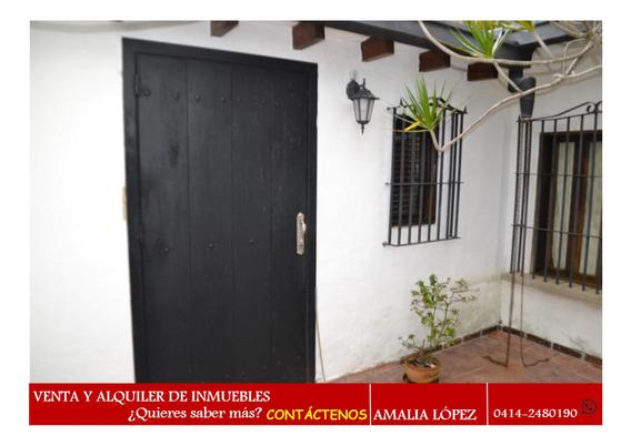 Amalia López Alquila Anexo En El Hatillo Mls 20-11099