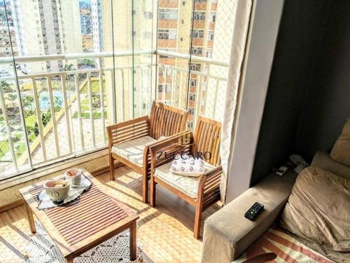 Apartamento À Venda, 62 M² Por R$ 325.000,00 - Macedo - Guarulhos/sp - Ap14301