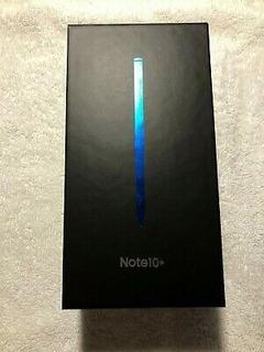 Samsung Galaxy Note 10+, Aura Azul, Fábrica Plus