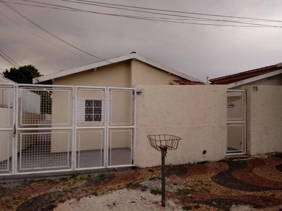 Casa Com 3 Dormitórios Para Alugar, 250 M² Por R$ 1.500/mês - Vila Santo Antônio - Valinhos/sp - Ca0510