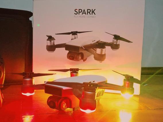 Drone Dji Spark Combo + Baterias E Acessórios Extras