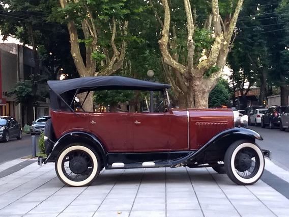 Ford A 1930 Convertible, Posible Permuta