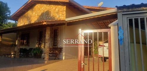 Imagem 1 de 20 de Casa Com 3 Dormitórios À Venda, 179 M² Por R$ 750.000,00 - Vila Santana - Vinhedo/sp - Ca0740