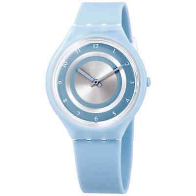 Swatch Skinciel Svos100 Damas Reloj Para Azul Claro 9WDHIYeE2b