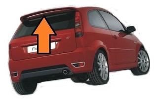 Spoiler Lujo Accesorio Ford Fiesta Supercharguer