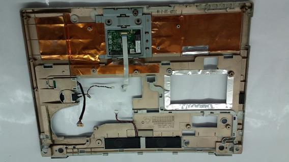 Carcaça Base Teclado Com Touchpad Notebook Lg E200