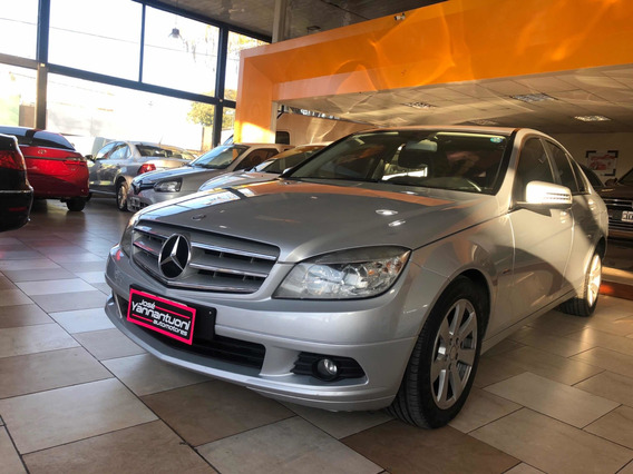 Mercedes-benz Clase C 1.8 C200 Cgi Mt Blueefficiency 2010