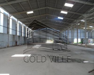 Galpão Industrial Para Locação, Centro, Araçariguama - Ga2976. - Ga2976
