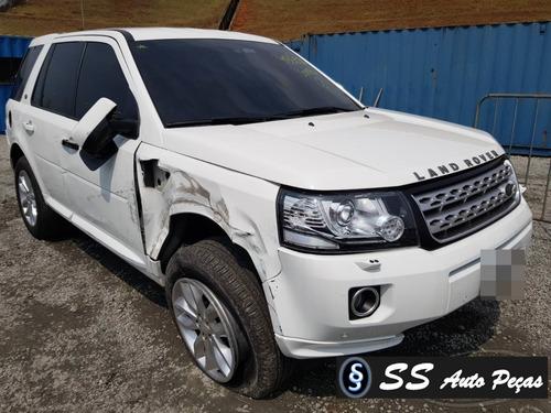 Sucata De Land Rover Freelander 2014 - Somente Retirar Peças