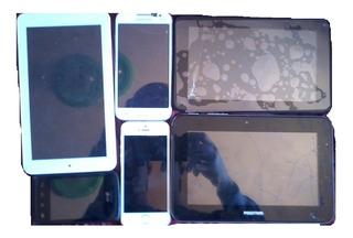 Kit Com 17 Celulares,tablets Para Reparo E Retirada De Peças