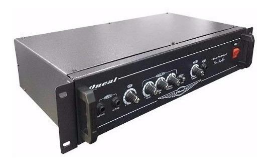 Cabeçote Contra Baixo Oneal Ocb1000h Amplificador 350 W Rms