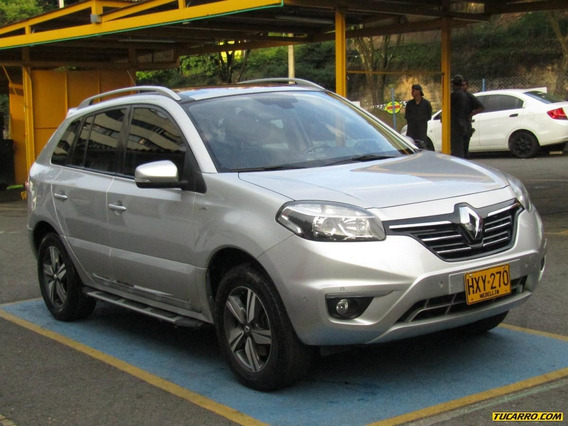 Renault Koleos At 2500 Ct Version Bose