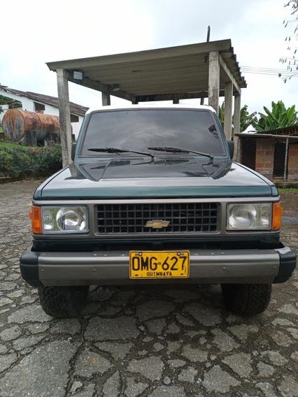 Chevrolet 1989 Trooper
