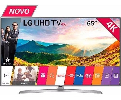Smart Tv Led 65 Lg 65uj6545 Ultra Hd 4k Conersor Digital Wi