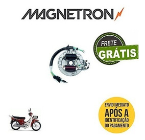 Estator Honda C 100 Dream Todas Original Magnetron