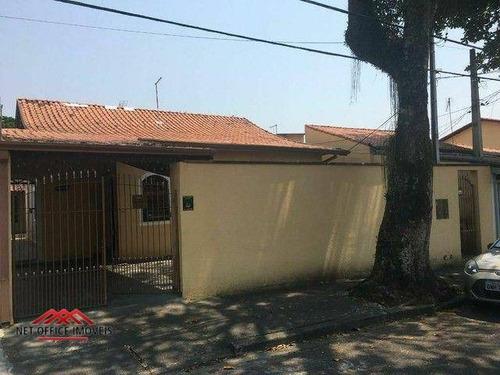 Imagem 1 de 6 de Casa Com 4 Dormitórios À Venda, 208 M² Por R$ 550.000 - Monte Castelo - São José Dos Campos/sp - Ca0556