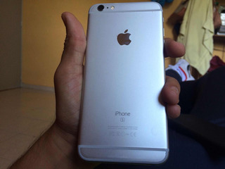 iPhone 6s Plus De 64gb Color Silver