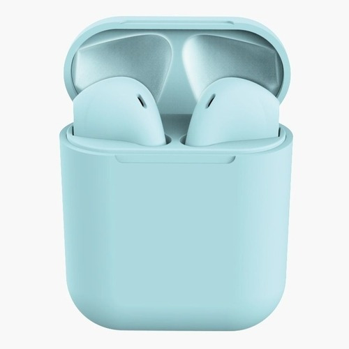 Inpods 12 Tws Macaron Fone De Ouvido Bluetooth Azul