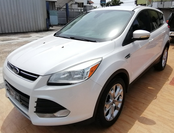 Ford Escape Sel. Sel 2013.