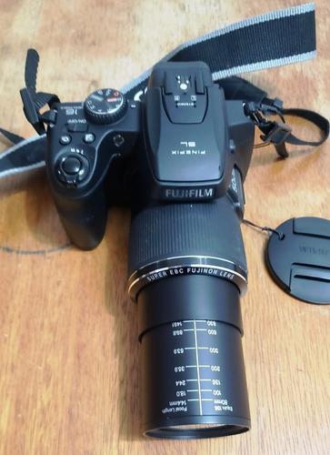 Câmera Fujifilm Finepix Sl1000 16mp Lcd 3.0 Full Hd