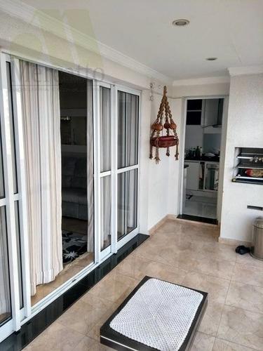 Apartamento Em Parque Taboão  -  Taboão Da Serra - 2421