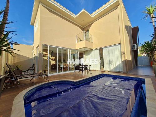 Imagem 1 de 23 de Casa Com 3 Suítes À Venda, 272 M² Por R$ 1.900.000 - Residencial Tavano - Bauru/sp - Ca2080