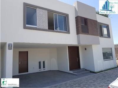Casas Nuevas En Renta Col. La Carcaña Fracc. Caoba Por Plaza