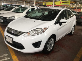 Ford Fiesta Sedan Se Aut 2012
