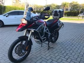 Gs 800 Adventure Equipada