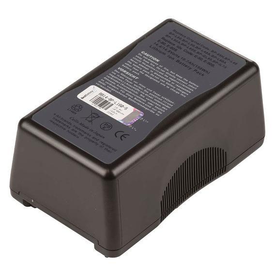 Bateria Para Broadcast Sony Dsr-300ap - 160wh V-mount