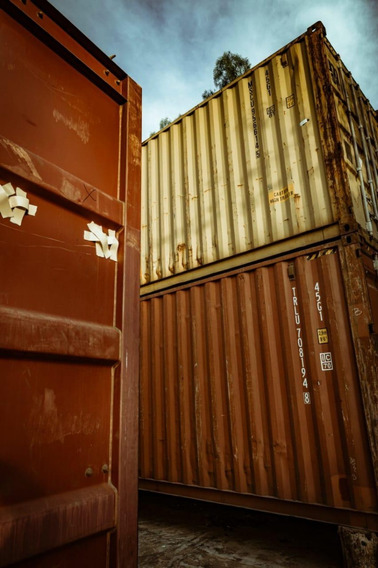 Containers Maritimos 20 Y 40 Pies
