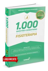 Livro 1.000 Questões Provas E Concursos Em Fisioterapia 2019