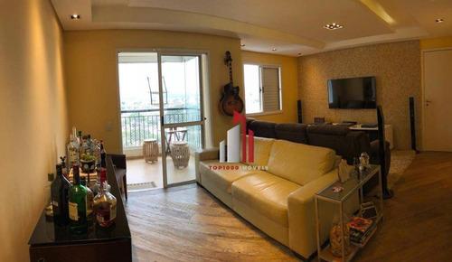 Apartamento Com 2 Dormitórios À Venda, 81 M² Por R$ 599.000,20 - Freguesia Do Ó - São Paulo/sp - Ap0919