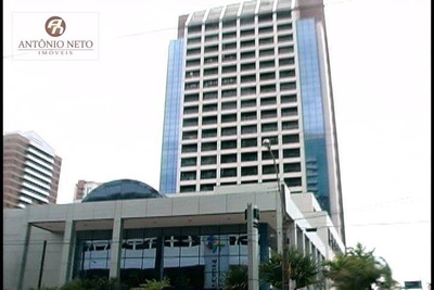 Sala Para Alugar, 120 M² Por R$ 6.000/mês - Meireles - Fortaleza/ce - Sa0008