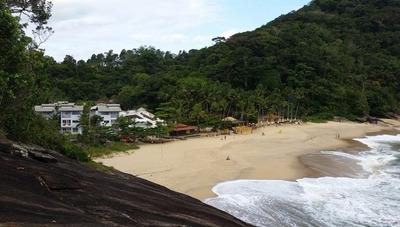 Casa De Praia Pé Na Areia Praia Sununga Lázaro Ubatuba