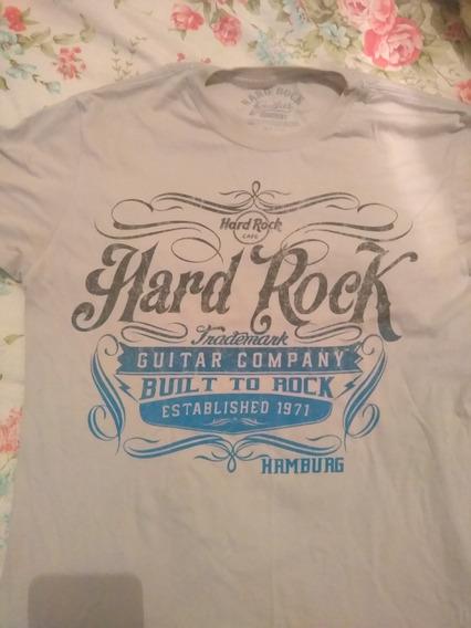 Camisa Hard Rock Café.
