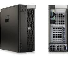 Dell Precision Workstation T3600 Xeon E5 1660 Hexa Core