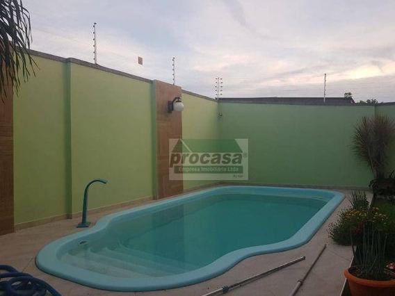 Casa Com 3 Dormitórios À Venda, 300 M² Por R$ 800.000 - Dom Pedro - Manaus/am - Ca3879