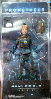 Neca Prometheus Series 4 The Lost Wave Sean Fifield