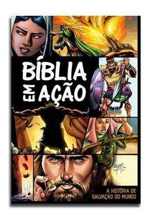Bíblia Em Ação   Quadrinhos   Hq   Mangá
